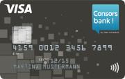 Consorsbank VISA Card